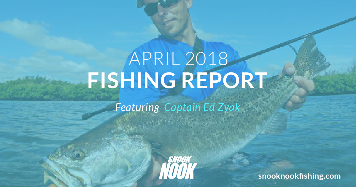 Fishing Report – April 2018 – Stuart, FL